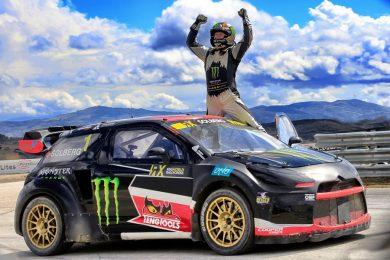 Mundial Rallycross 2016 – Solberg vence em Montalegre 16
