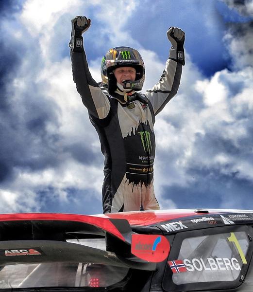 Mundial Rallycross 2016 – Solberg vence em Montalegre 17